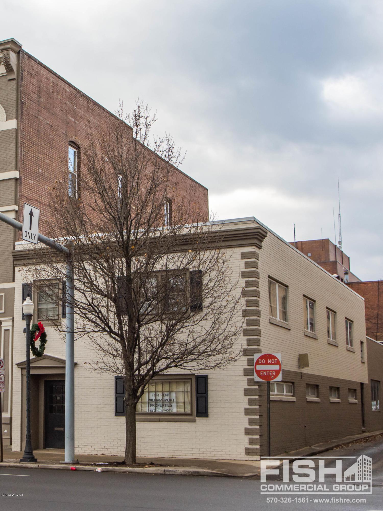 329 MARKET STREET,Williamsport,PA 17701,4 BathroomsBathrooms,Commercial sales,MARKET,WB-82874