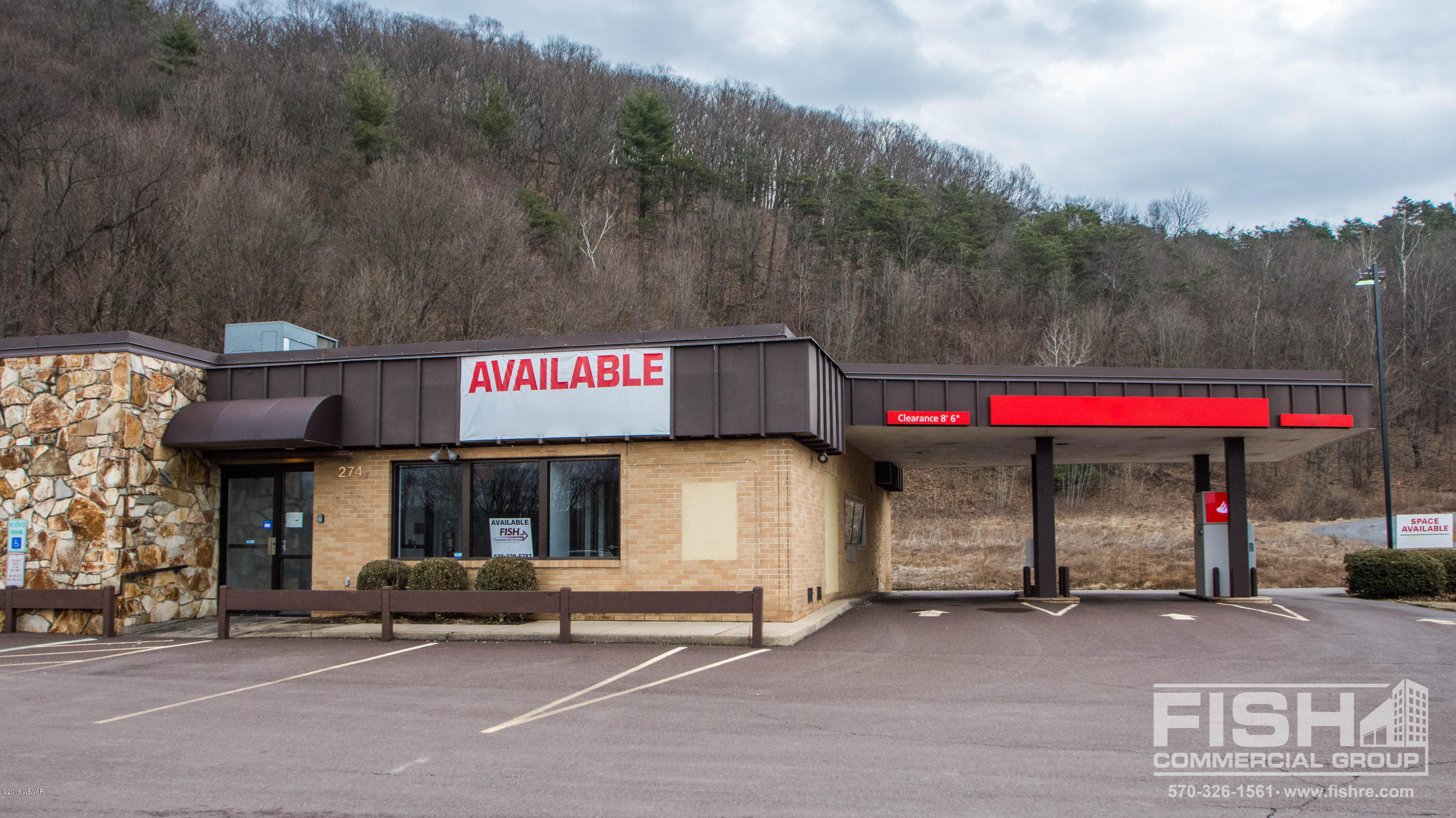 475 ROUTE 87 HIGHWAY,Montoursville,PA 17754,1 BathroomBathrooms,Comm/ind lease,ROUTE 87,WB-83244