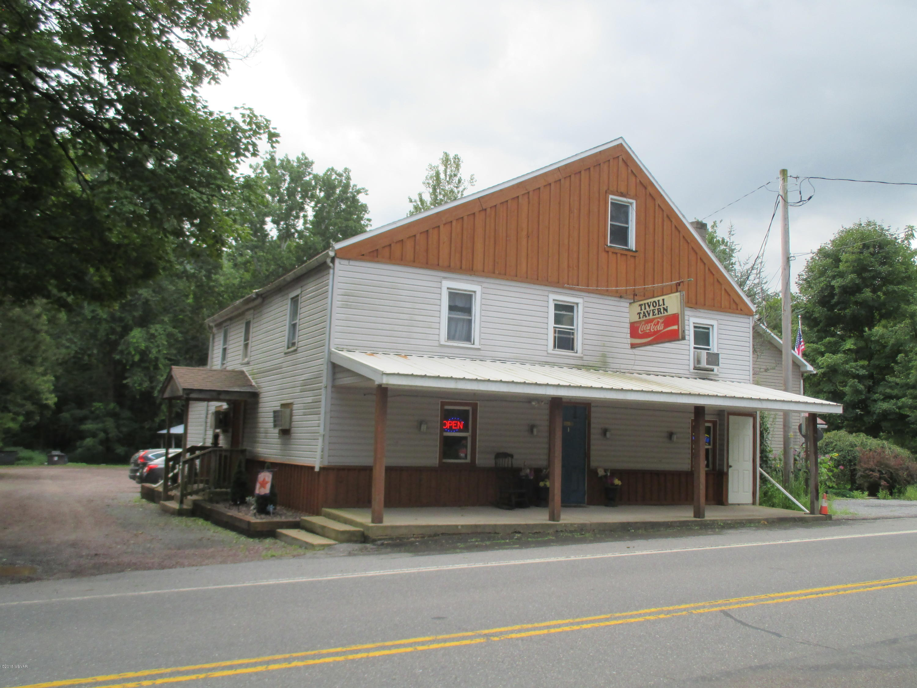 9522 ROUTE 220 HIGHWAY,Hughesville,PA 17737,3 BathroomsBathrooms,Commercial sales,ROUTE 220,WB-85125