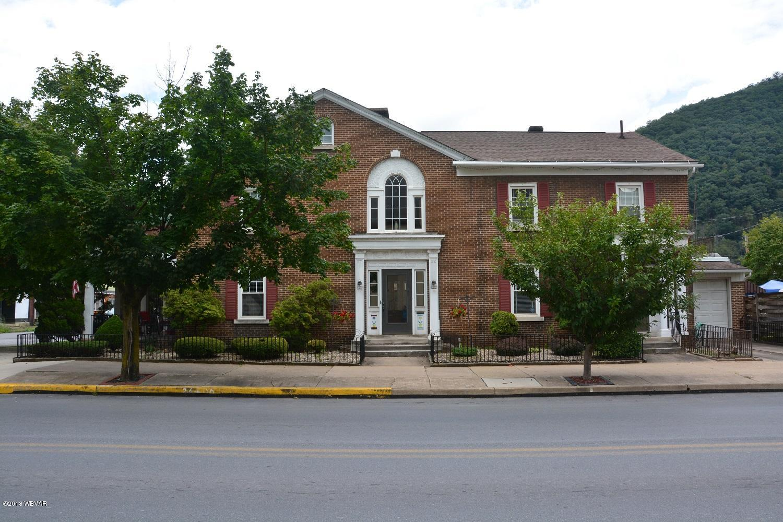 165 SIXTH STREET, Renovo, PA 17764, ,2.5 BathroomsBathrooms,Commercial sales,For sale,SIXTH,WB-85212
