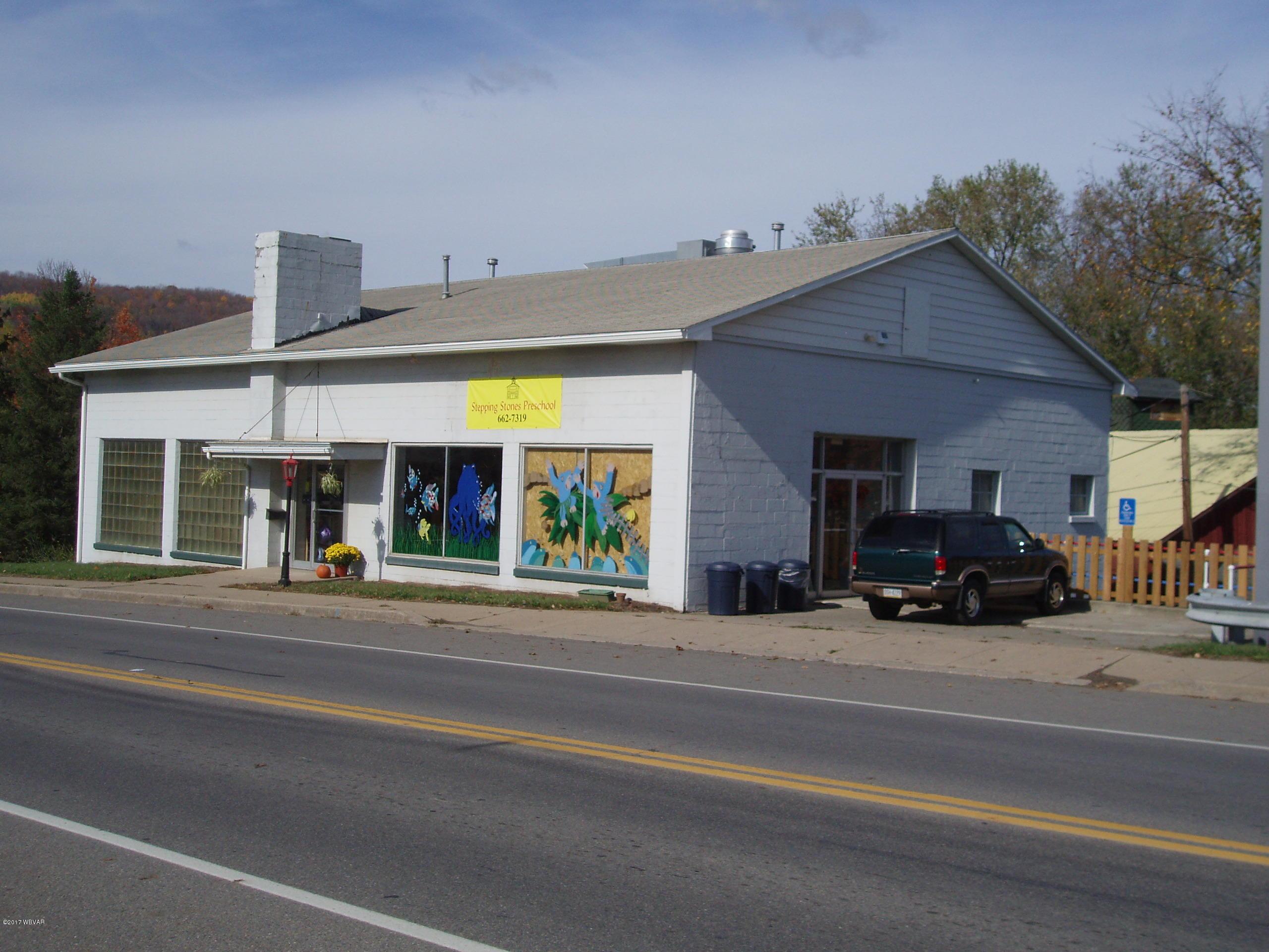 50 WELLSBORO STREET,Mansfield,PA 16933,3 BathroomsBathrooms,Comm/ind lease,WELLSBORO,WB-85289