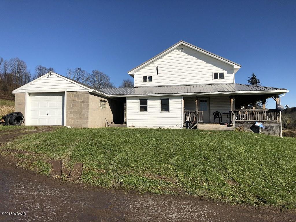 405 DUNKLEBERGER ROAD,Millerton,PA 16936,4 Bedrooms Bedrooms,1 BathroomBathrooms,Residential,DUNKLEBERGER,WB-86017