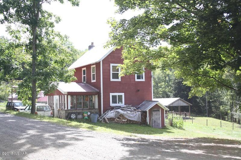 747 BIG RUN ROAD,Morris,PA 16938,2 Bedrooms Bedrooms,1 BathroomBathrooms,Residential,BIG RUN,WB-86043