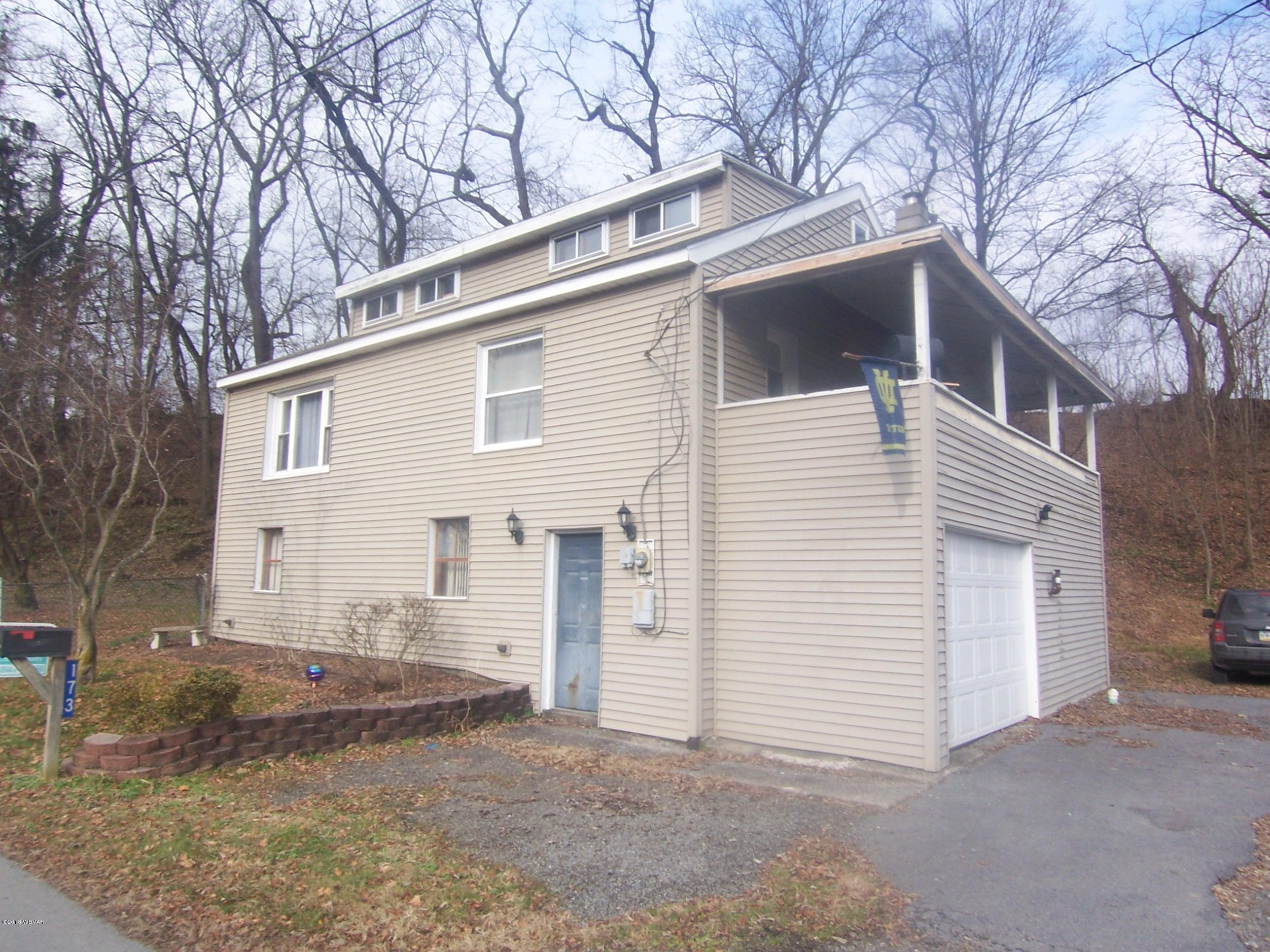 173 ALLEGHENY STREET,Lock Haven,PA 17745,3 Bedrooms Bedrooms,1 BathroomBathrooms,Residential,ALLEGHENY,WB-86051