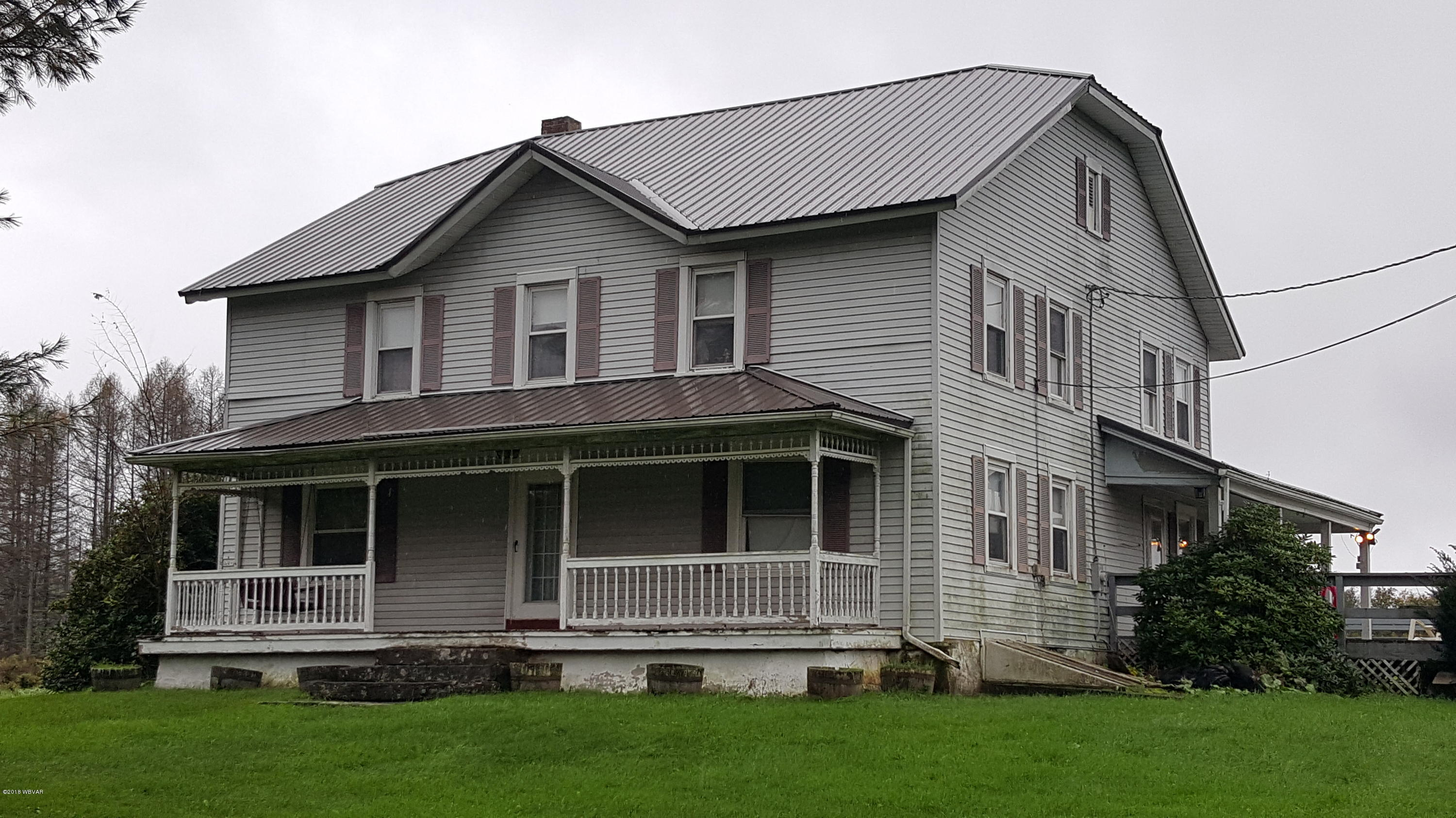 491 GAINER HILL ROAD,Dushore,PA 18614,6 Bedrooms Bedrooms,2 BathroomsBathrooms,Residential,GAINER HILL,WB-86060