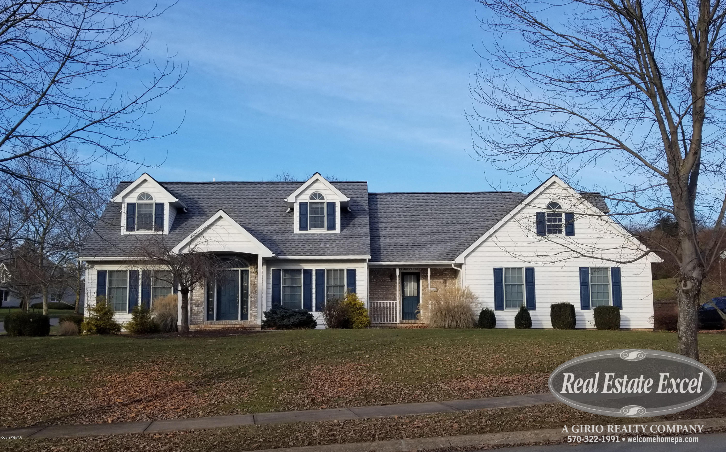 17 CARRIAGE SQUARE,Montoursville,PA 17754,3 Bedrooms Bedrooms,3 BathroomsBathrooms,Residential,CARRIAGE,WB-86073