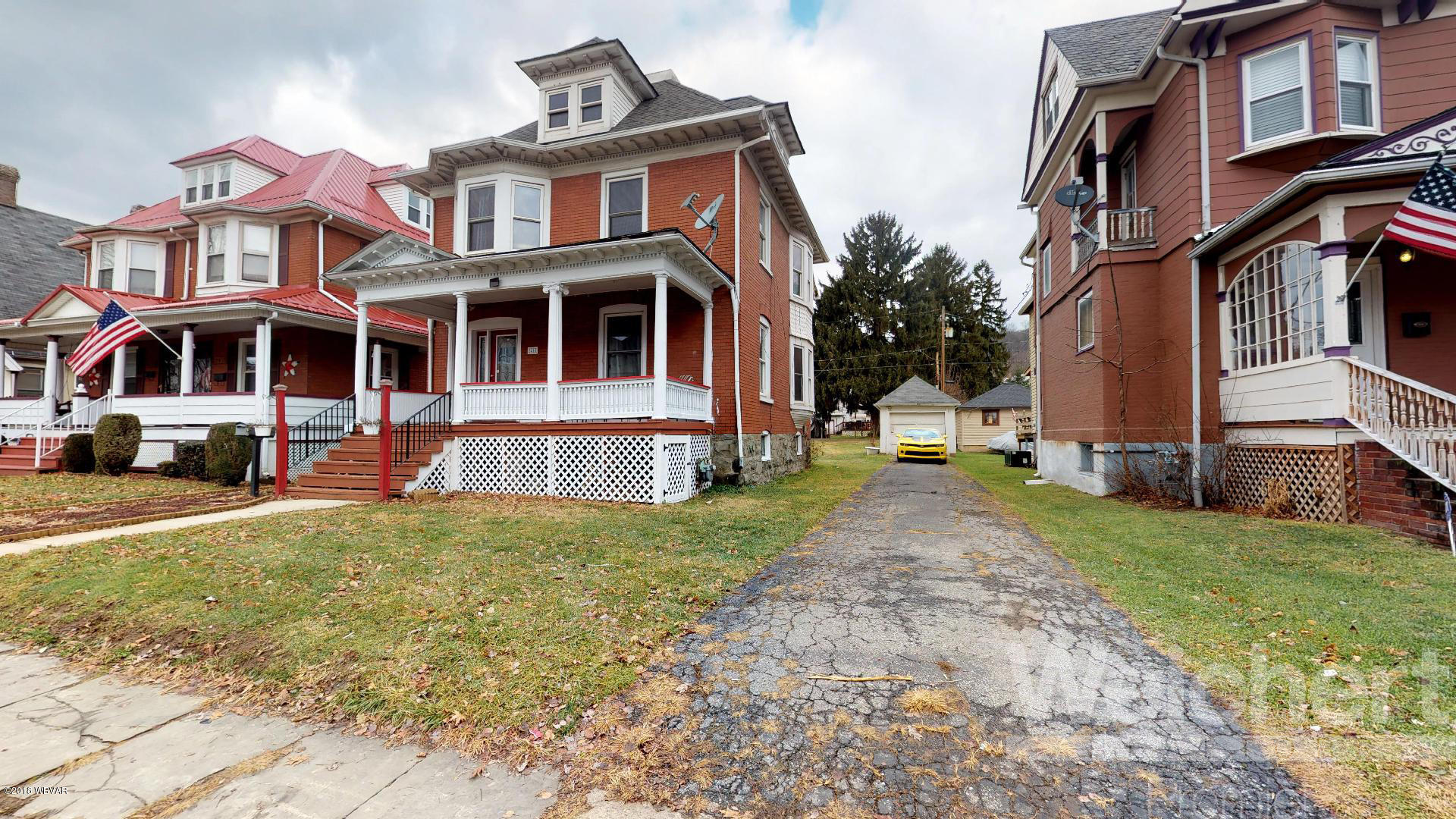 2410 FOURTH STREET,Williamsport,PA 17701,3 Bedrooms Bedrooms,2 BathroomsBathrooms,Residential,FOURTH,WB-86086