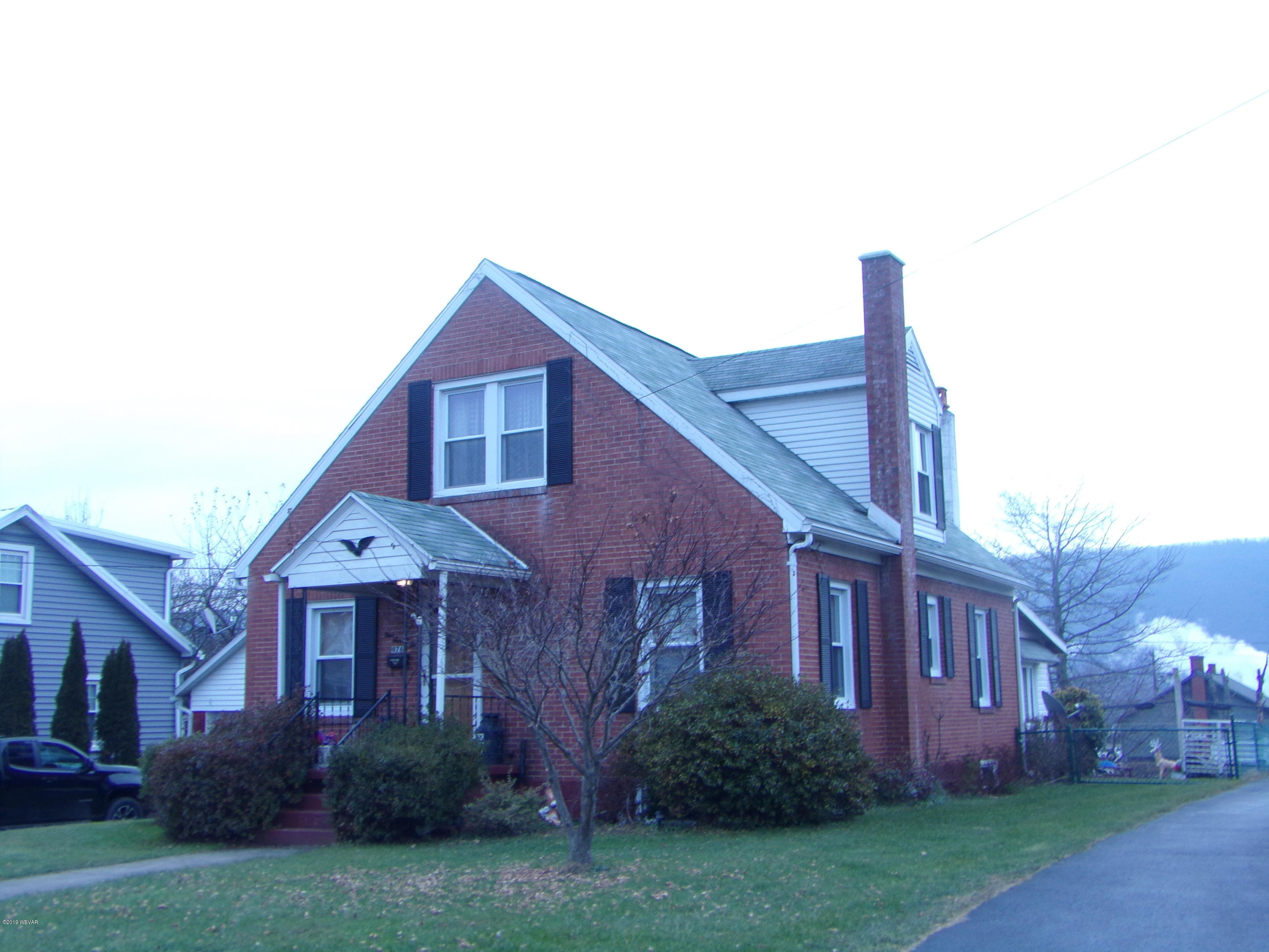 976 THIRD STREET,Lock Haven,PA 17745,3 Bedrooms Bedrooms,1 BathroomBathrooms,Residential,THIRD,WB-86152
