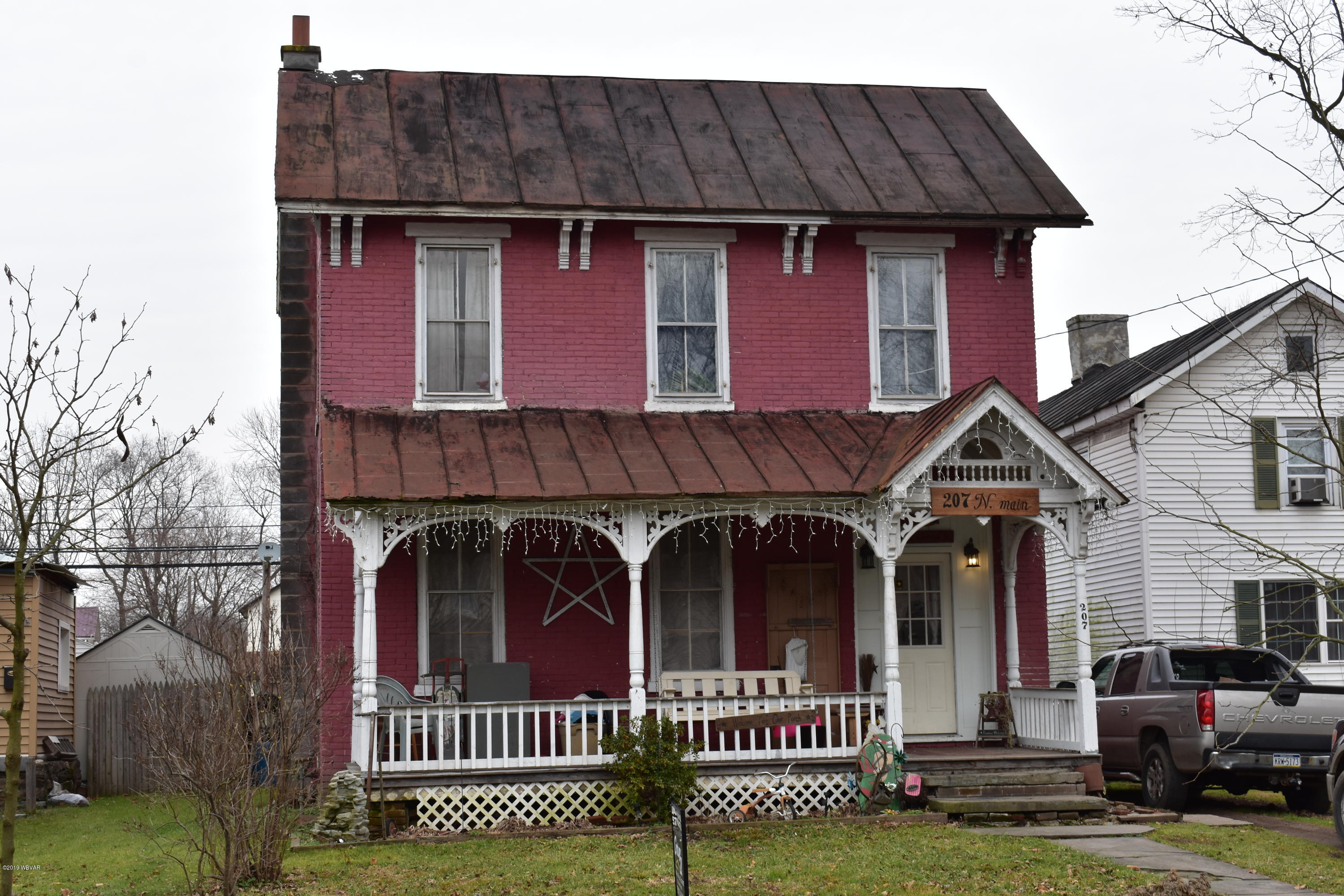 207 MAIN STREET,Muncy,PA 17756,3 Bedrooms Bedrooms,2 BathroomsBathrooms,Residential,MAIN,WB-86154