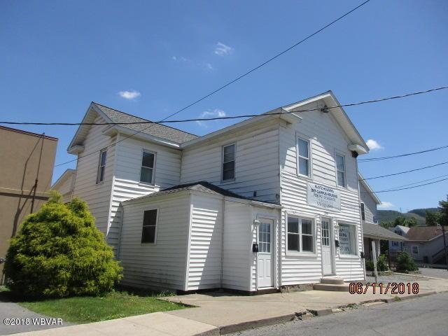 234 PARK STREET,Williamsport,PA 17701,Multi-units,PARK,WB-86190