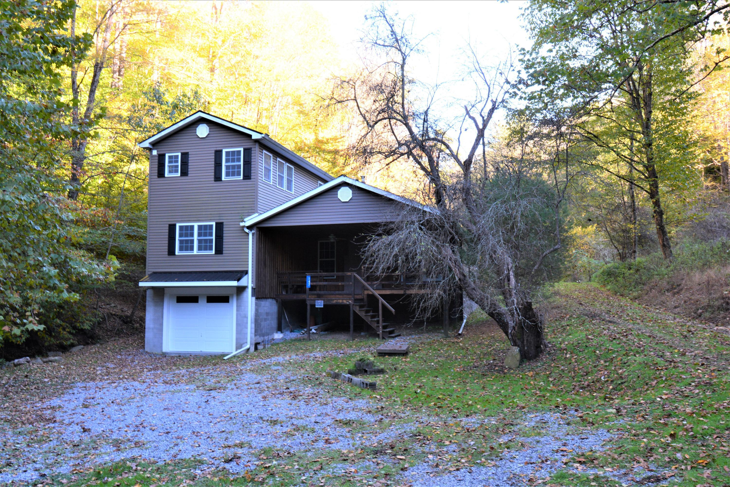 147 MARSH HOLLOW LANE,Cross Fork,PA 17729,3 Bedrooms Bedrooms,1 BathroomBathrooms,Cabin/vacation home,MARSH HOLLOW,WB-86171