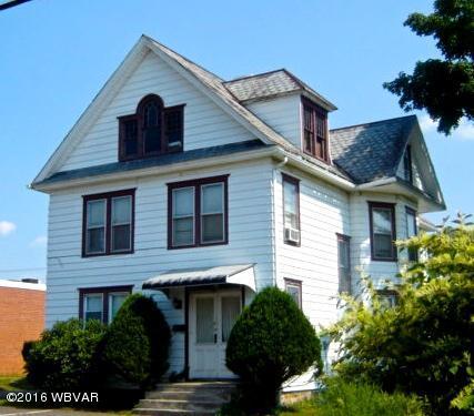 405 MAIN STREET,Hughesville,PA 17737,2 Bedrooms Bedrooms,1 BathroomBathrooms,Resid-lease/rental,MAIN,WB-86177