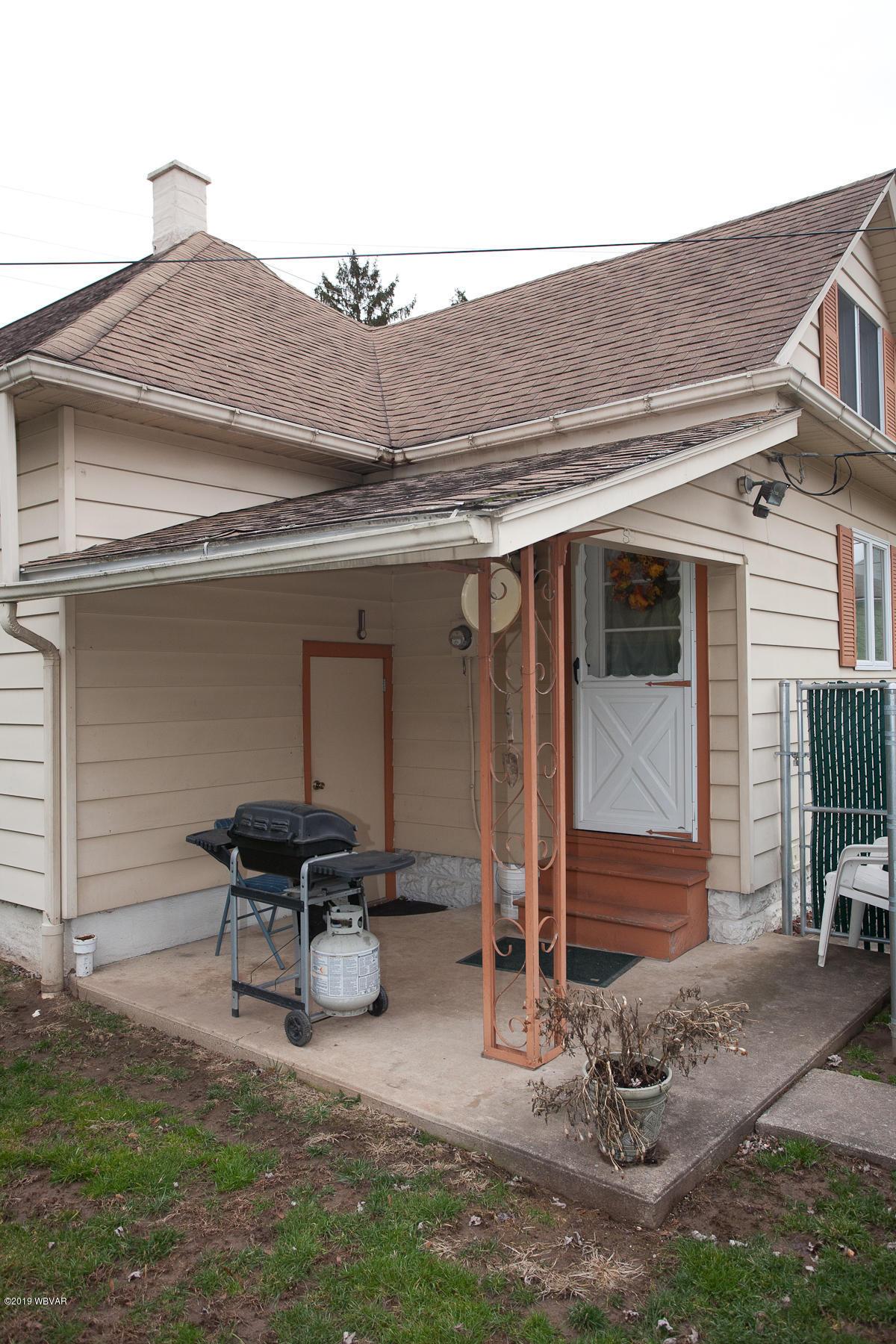 1939 NEWBERRY STREET,Williamsport,PA 17701,2 Bedrooms Bedrooms,1 BathroomBathrooms,Residential,NEWBERRY,WB-86186