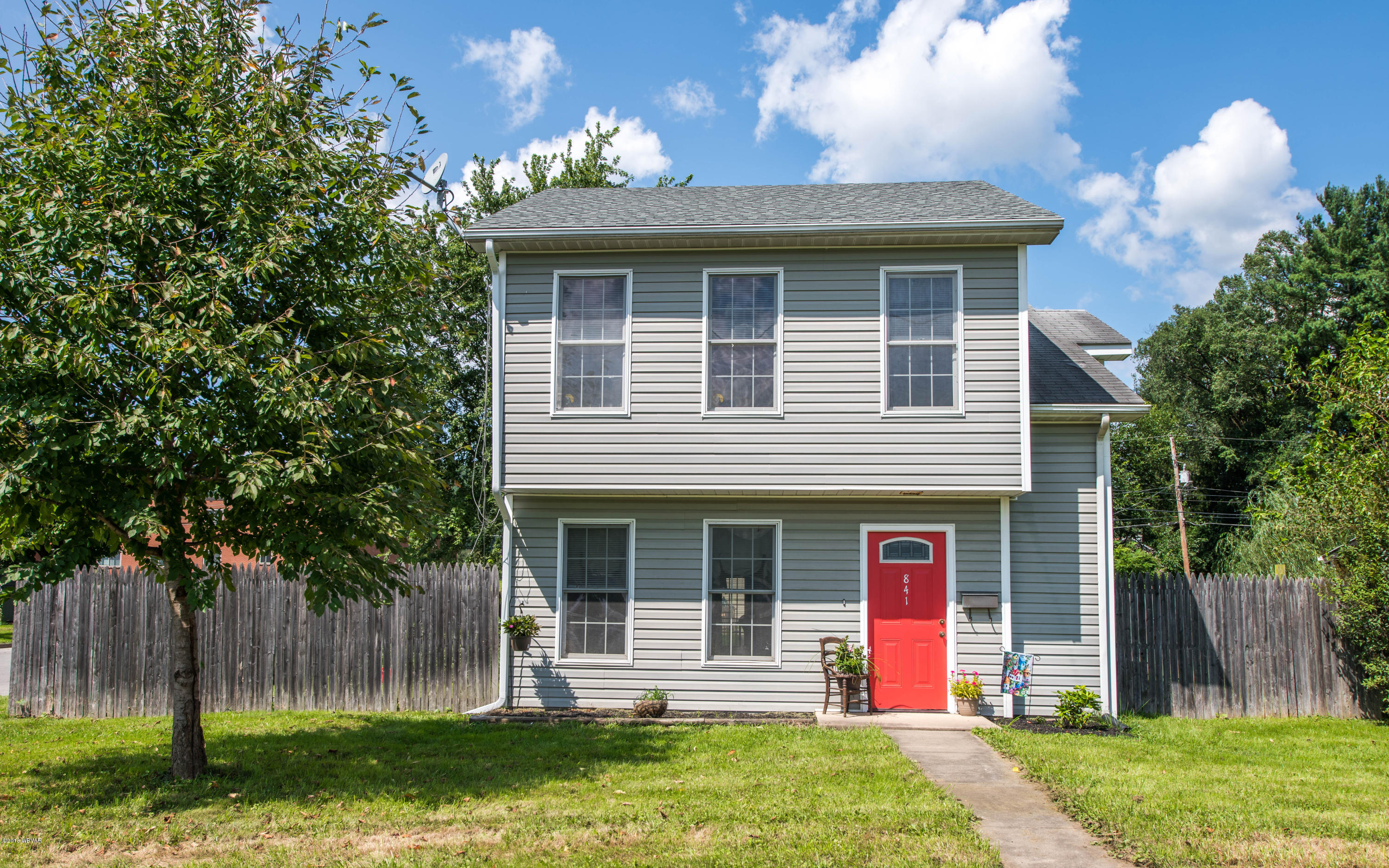 841 MAIN STREET,Lock Haven,PA 17745,3 Bedrooms Bedrooms,1 BathroomBathrooms,Residential,MAIN,WB-86185