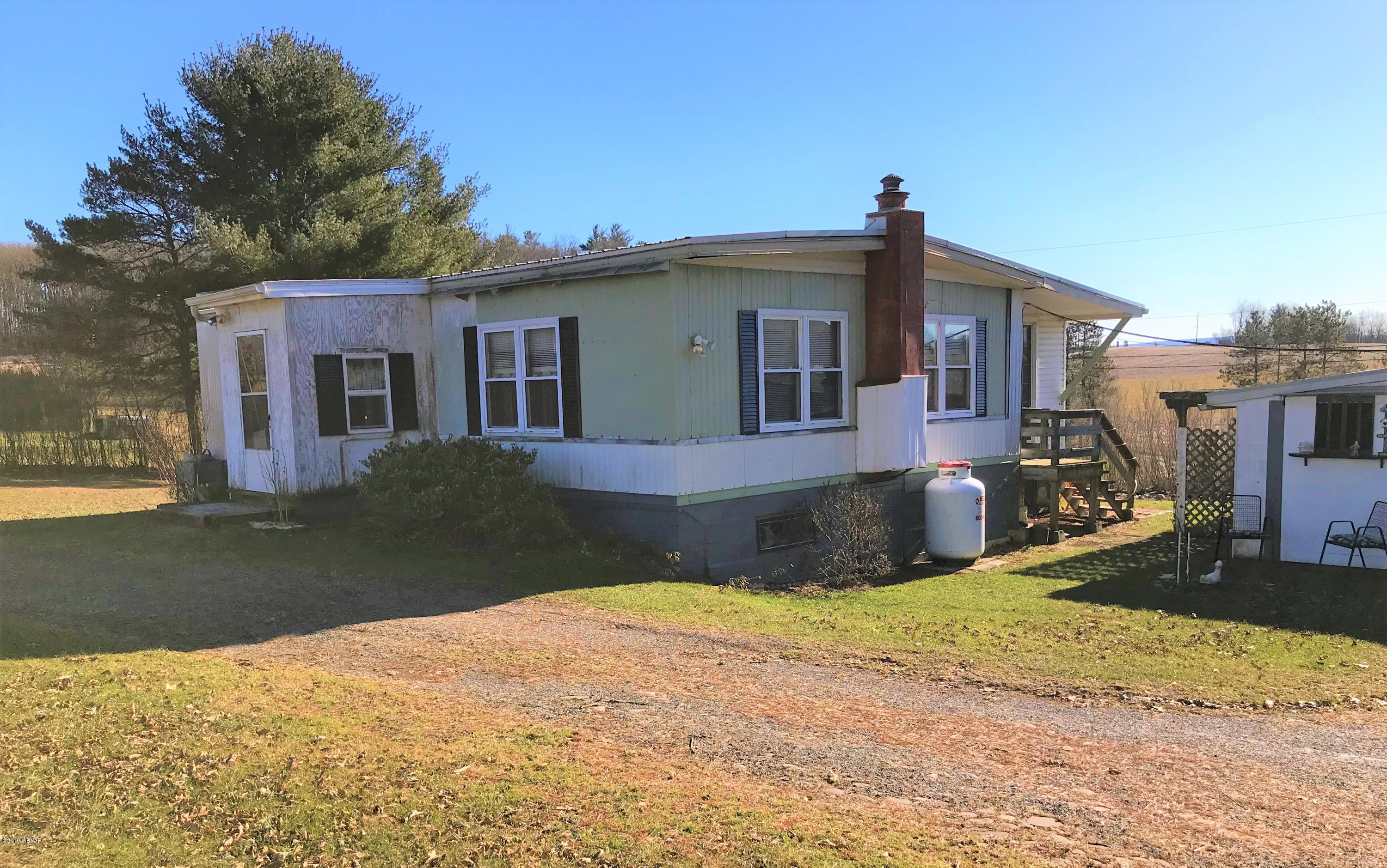 117 RIDGE TOP ROAD,Cogan Station,PA 17728,2 Bedrooms Bedrooms,1 BathroomBathrooms,Residential,RIDGE TOP,WB-86222
