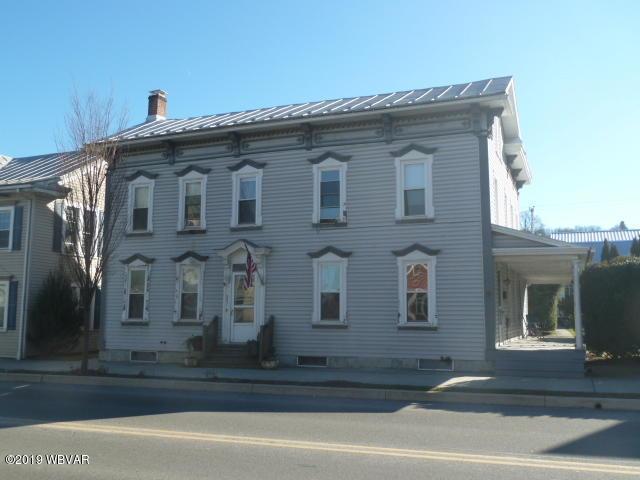 231-233 CHESTNUT STREET,Mifflinburg,PA 17844,Multi-units,CHESTNUT,WB-86220