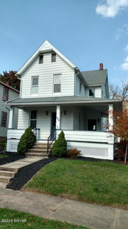 365 UNION AVENUE,Williamsport,PA 17701,3 Bedrooms Bedrooms,1.5 BathroomsBathrooms,Resid-lease/rental,UNION,WB-86244