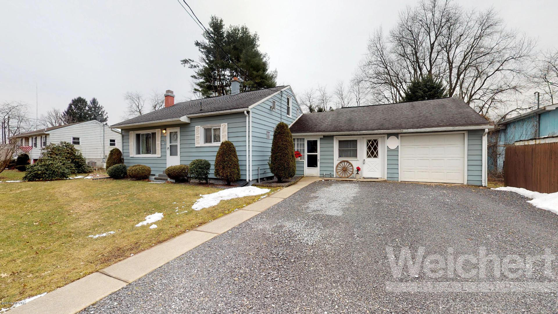 3575 PINE STREET,Cogan Station,PA 17728,2 Bedrooms Bedrooms,1 BathroomBathrooms,Residential,PINE,WB-86399