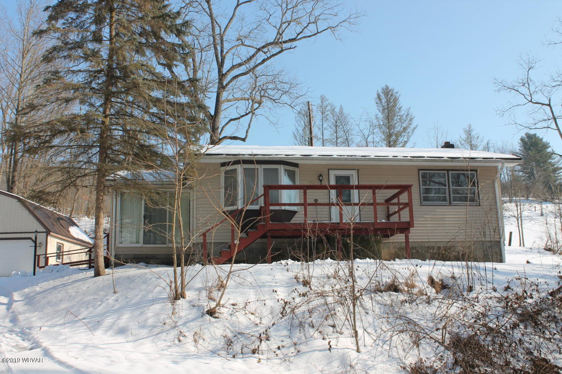 142 HILLTOP ROAD,Montoursville,PA 17754,2 Bedrooms Bedrooms,1 BathroomBathrooms,Residential,HILLTOP,WB-86427
