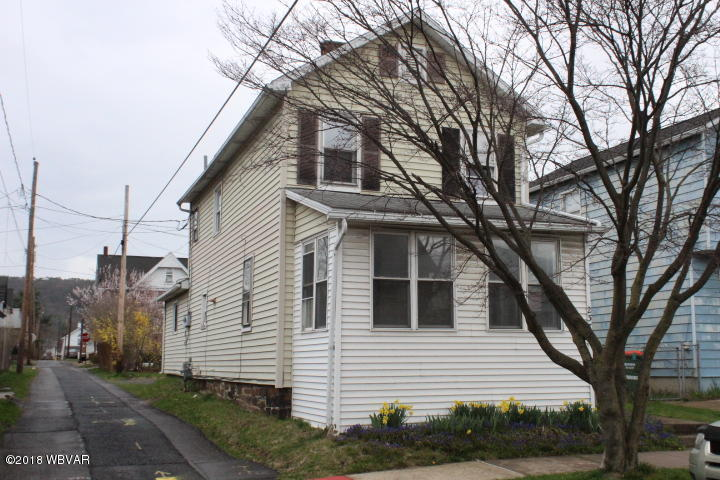 237 HUGHES STREET,Williamsport,PA 17701,2 Bedrooms Bedrooms,1.5 BathroomsBathrooms,Residential,HUGHES,WB-86447