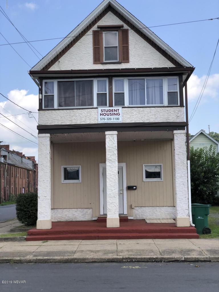 1254 MEMORIAL AVENUE,Williamsport,PA 17701,Multi-units,MEMORIAL,WB-86463