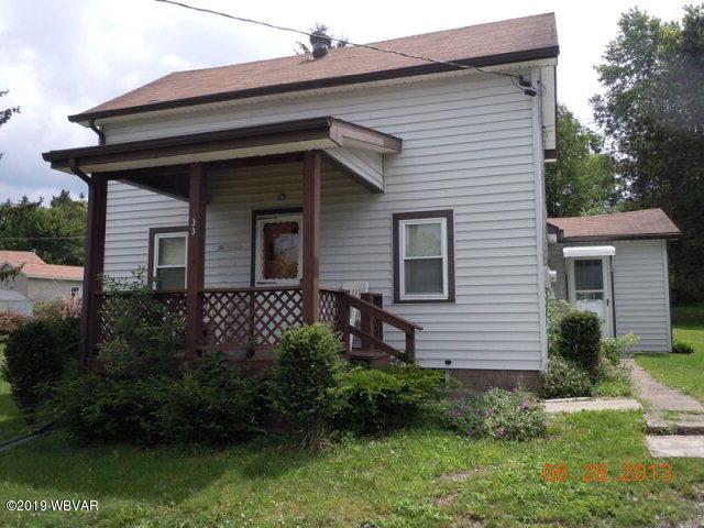 33 MATRESKI STREET,Morris Run,PA 16939,3 Bedrooms Bedrooms,1 BathroomBathrooms,Residential,MATRESKI,WB-86576