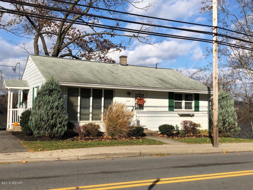 2346 RIVERSIDE DRIVE,S. Williamsport,PA 17702,3 Bedrooms Bedrooms,1 BathroomBathrooms,Residential,RIVERSIDE,WB-86643