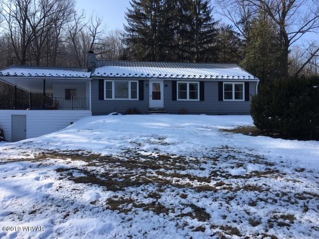 1987 PA-654 HIGHWAY,S. Williamsport,PA 17702,3 Bedrooms Bedrooms,1 BathroomBathrooms,Residential,PA-654,WB-86621