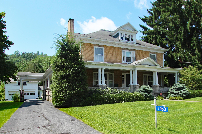 1063 PARK AVENUE,Woolrich,PA 17779,8 Bedrooms Bedrooms,4 BathroomsBathrooms,Residential,PARK,WB-86659