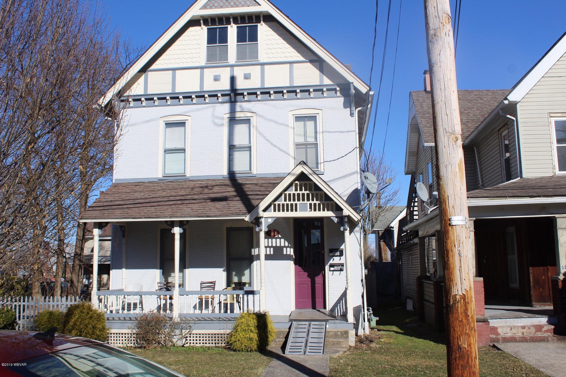 508-508.5 GRIER STREET,Williamsport,PA 17701,Multi-units,GRIER,WB-86672