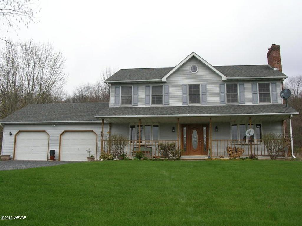 31 RAUP DRIVE,Catawissa,PA 17820,4 Bedrooms Bedrooms,3 BathroomsBathrooms,Residential,RAUP,WB-86677