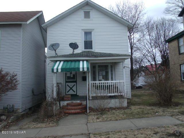 306 MARGARETTA STREET,Clearfield,PA 16830,3 Bedrooms Bedrooms,1.5 BathroomsBathrooms,Residential,MARGARETTA,WB-86682