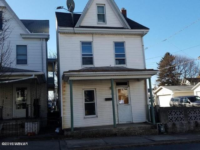 120 CHESTNUT STREET,Mt Carmel,PA 17851,3 Bedrooms Bedrooms,1 BathroomBathrooms,Residential,CHESTNUT,WB-86691