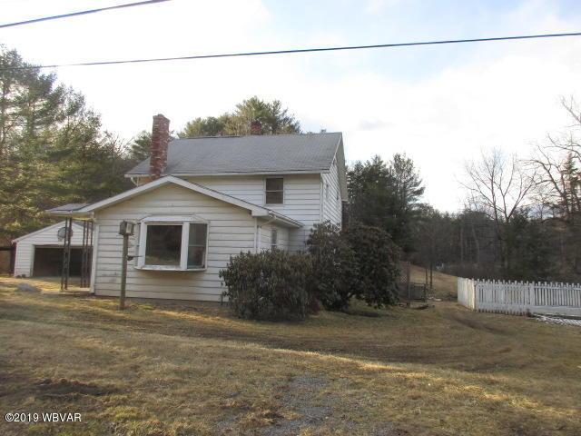 1677 MCGILL HOLLOW ROAD,Linden,PA 17744,3 Bedrooms Bedrooms,1 BathroomBathrooms,Residential,MCGILL HOLLOW,WB-86958