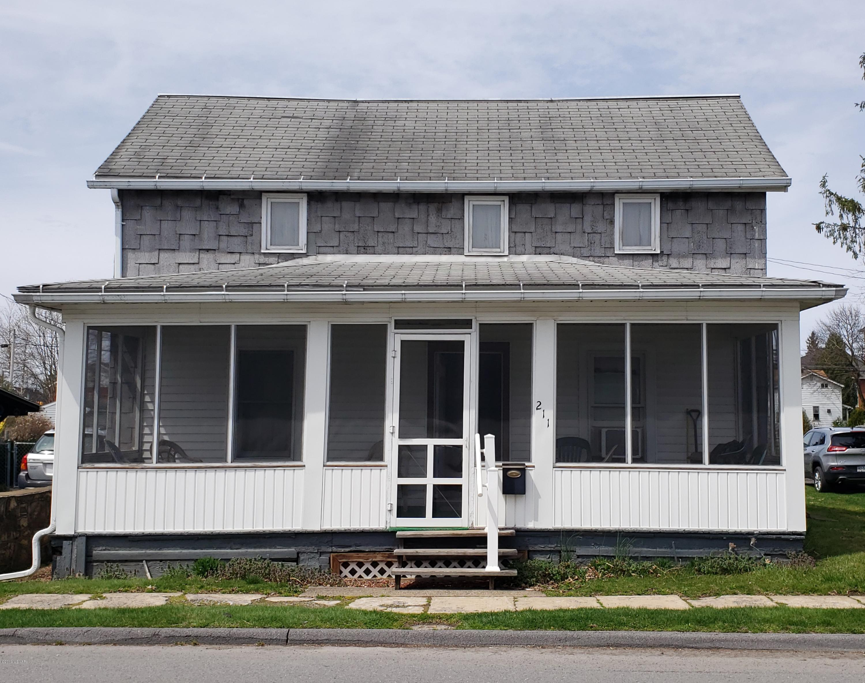 211 FREDERICK STREET,Flemington,PA 17745,2 Bedrooms Bedrooms,2 BathroomsBathrooms,Residential,FREDERICK,WB-87002