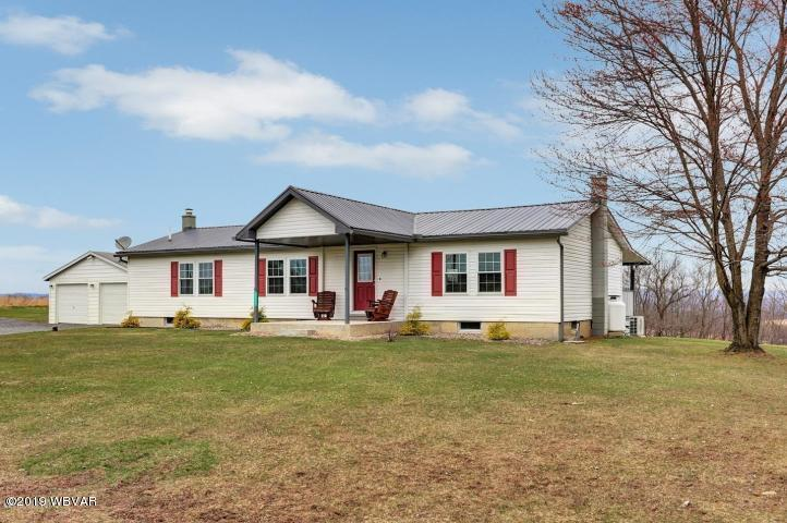 4123 MUNCY EXCHANGE ROAD,Muncy,PA 17756,3 Bedrooms Bedrooms,2 BathroomsBathrooms,Residential,MUNCY EXCHANGE,WB-87029
