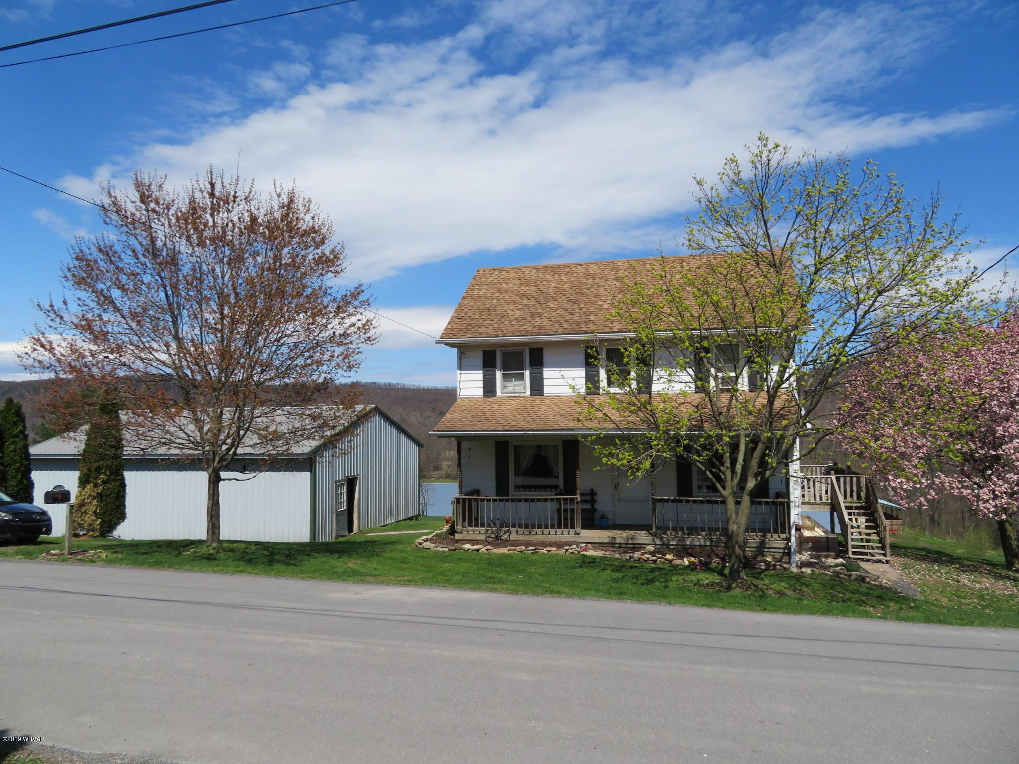 1553 SHAMROCK ROAD,Paxinos,PA 17860,5 Bedrooms Bedrooms,1 BathroomBathrooms,Farm,SHAMROCK,WB-87030