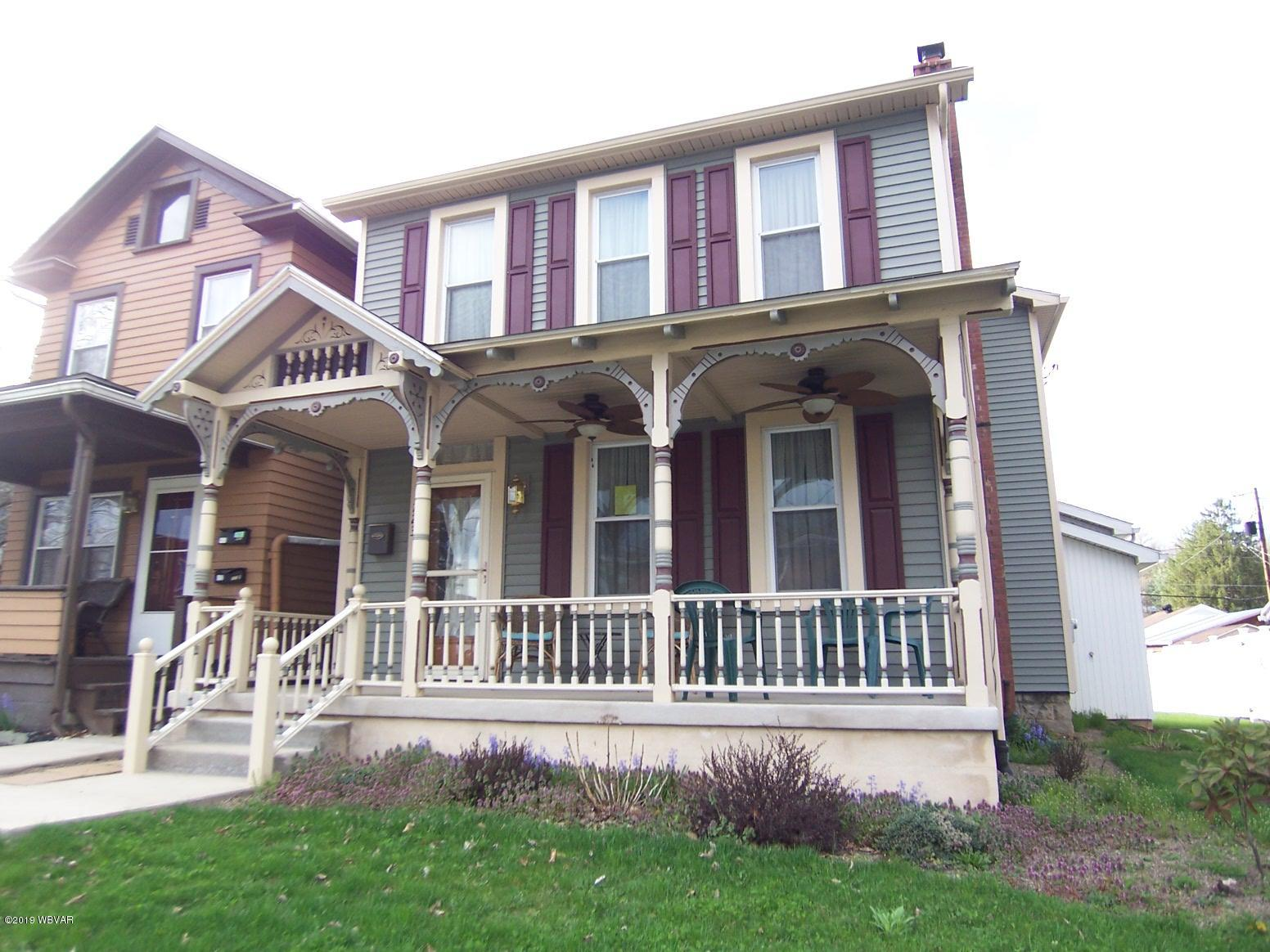 723 BELLEFONTE AVENUE,Lock Haven,PA 17745,3 Bedrooms Bedrooms,2 BathroomsBathrooms,Residential,BELLEFONTE,WB-86943