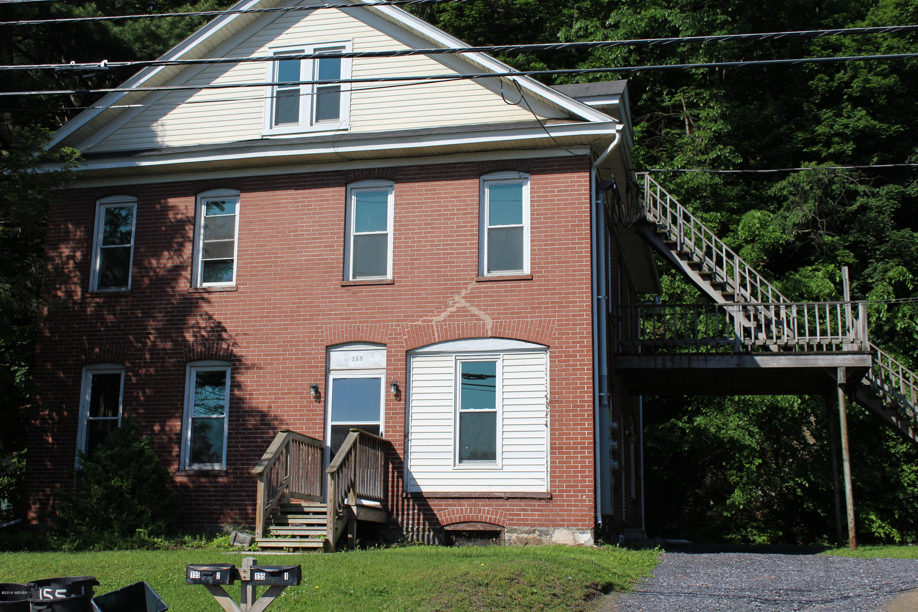155 FAIRVIEW STREET, Lock Haven, PA 17745, ,Multi-units,For sale,FAIRVIEW,WB-87159