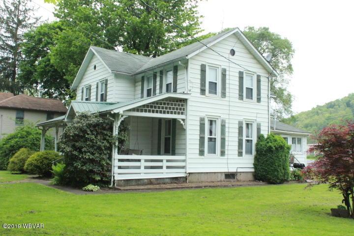 58 CREEK ROAD,Cogan Station,PA 17728,4 Bedrooms Bedrooms,2 BathroomsBathrooms,Residential,CREEK,WB-87381