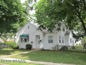 517 WELDON STREET,Montoursville,PA 17754,3 Bedrooms Bedrooms,2 BathroomsBathrooms,Residential,WELDON,WB-87371