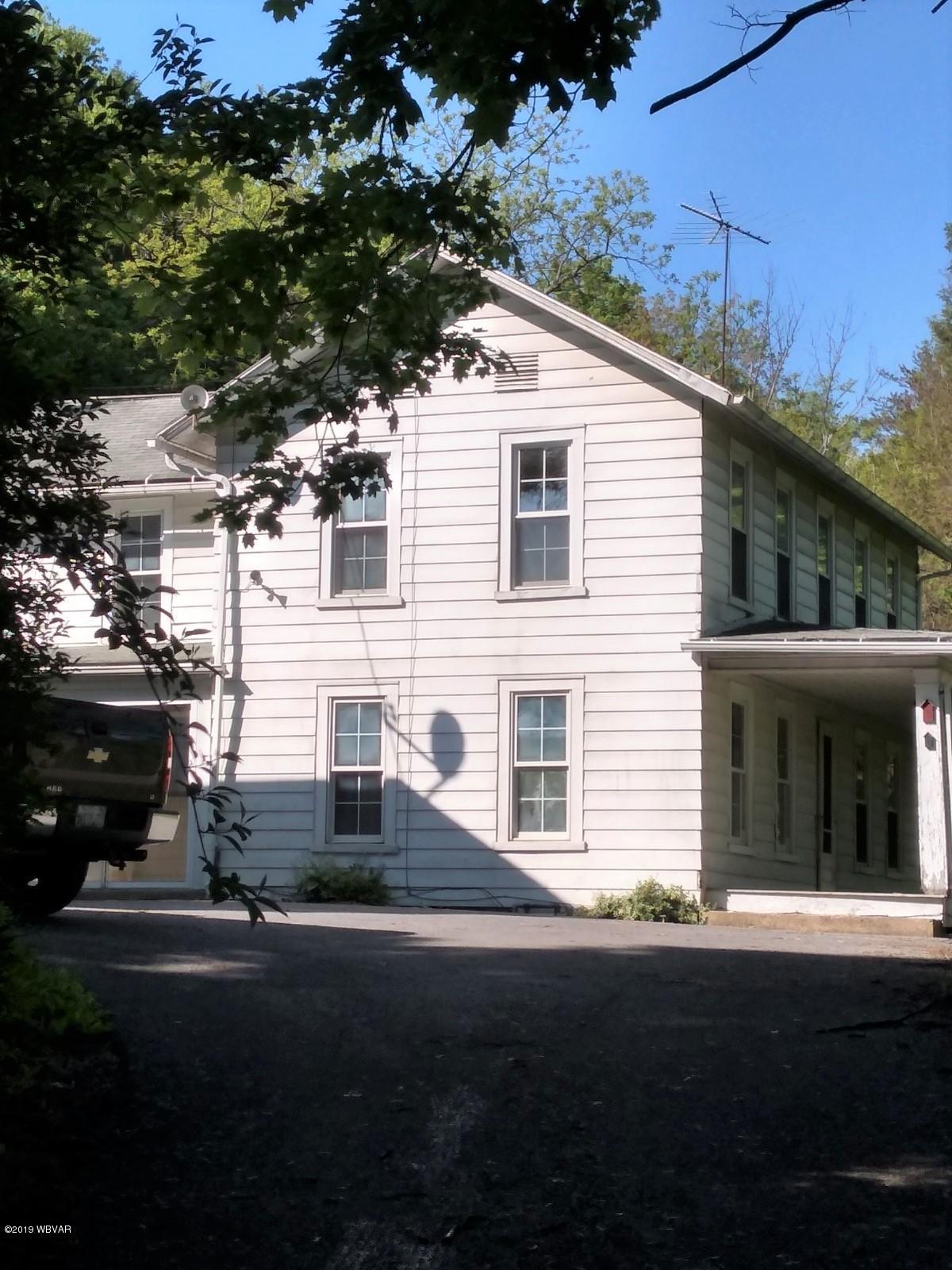 990 LUSK RUN ROAD,Mill Hall,PA 17751,3 Bedrooms Bedrooms,2 BathroomsBathrooms,Residential,LUSK RUN,WB-87380