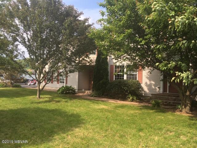 602 ELM DRIVE,Hughesville,PA 17737,4 Bedrooms Bedrooms,2.5 BathroomsBathrooms,Residential,ELM,WB-87398