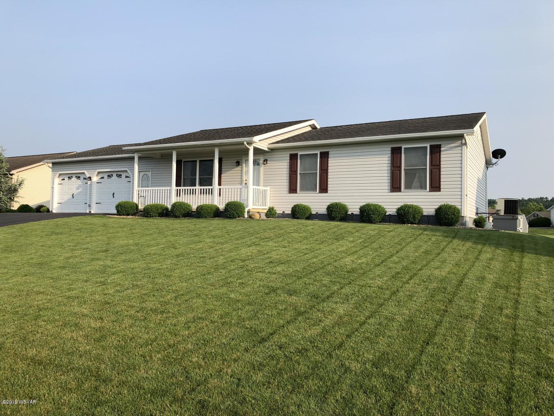 124 MEADOW GREEN DRIVE,Mifflinburg,PA 17844,3 Bedrooms Bedrooms,1.75 BathroomsBathrooms,Residential,MEADOW GREEN,WB-87549