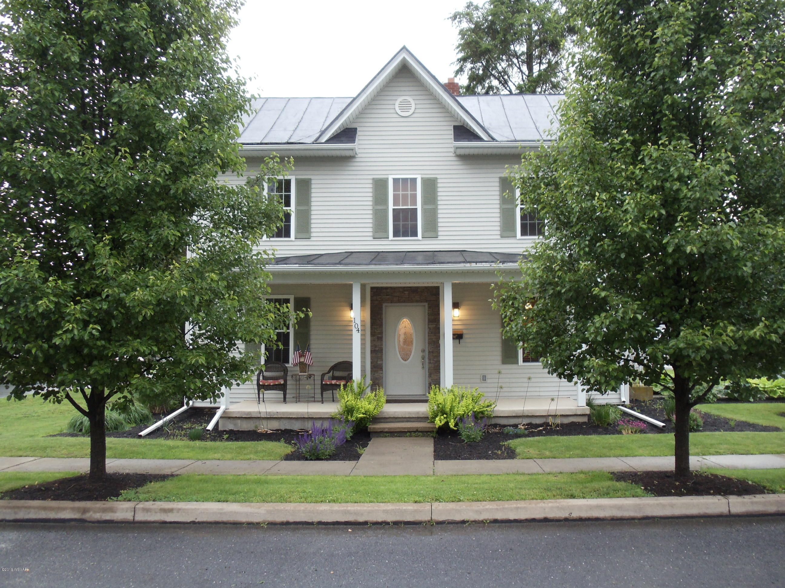 104 COTTAGE STREET,Hughesville,PA 17737,3 Bedrooms Bedrooms,2 BathroomsBathrooms,Residential,COTTAGE,WB-87557