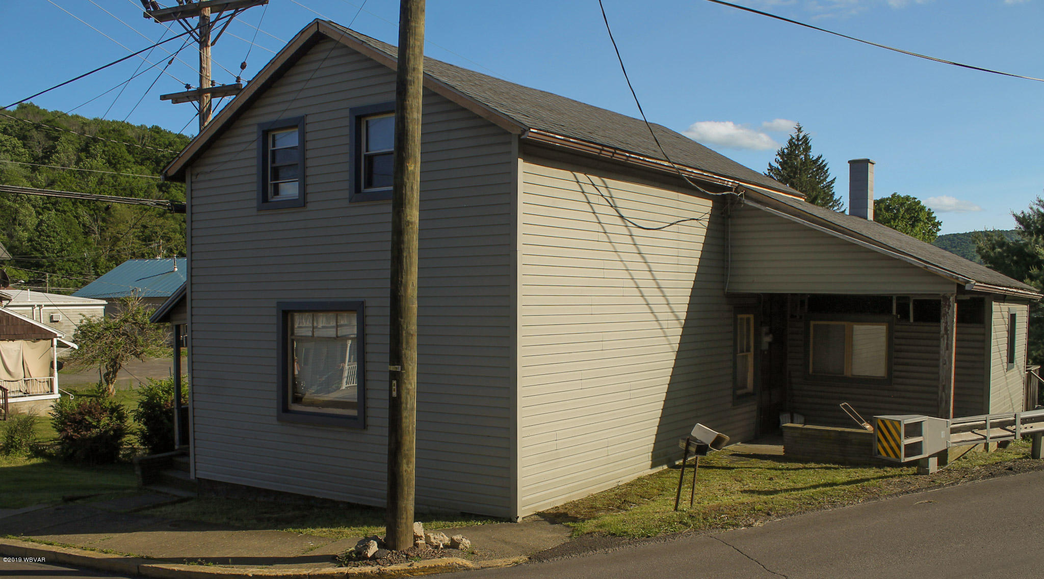 133 MAIN STREET,Dushore,PA 18614,2 Bedrooms Bedrooms,1 BathroomBathrooms,Residential,MAIN,WB-87599