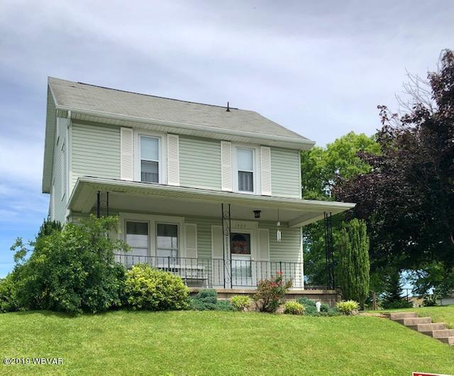 1409 JORDAN AVENUE,Montoursville,PA 17754,3 Bedrooms Bedrooms,1 BathroomBathrooms,Residential,JORDAN,WB-87646
