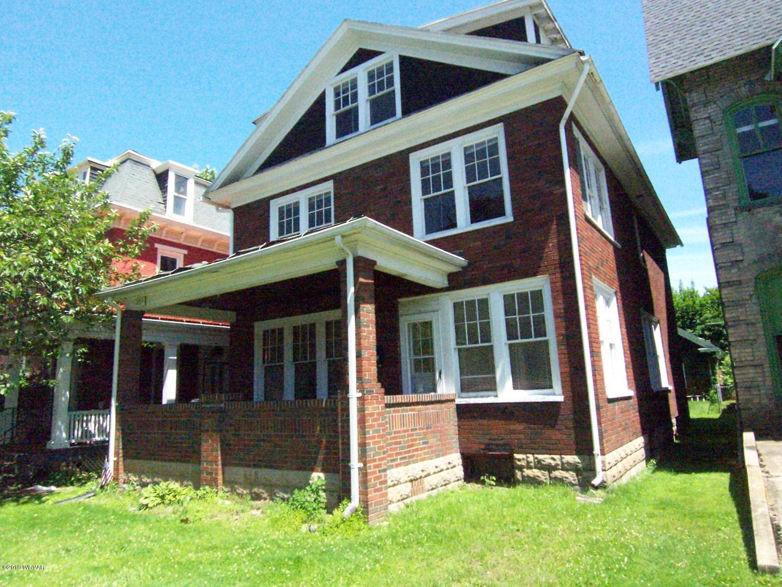 407 CHURCH STREET,Lock Haven,PA 17745,Multi-units,CHURCH,WB-87658
