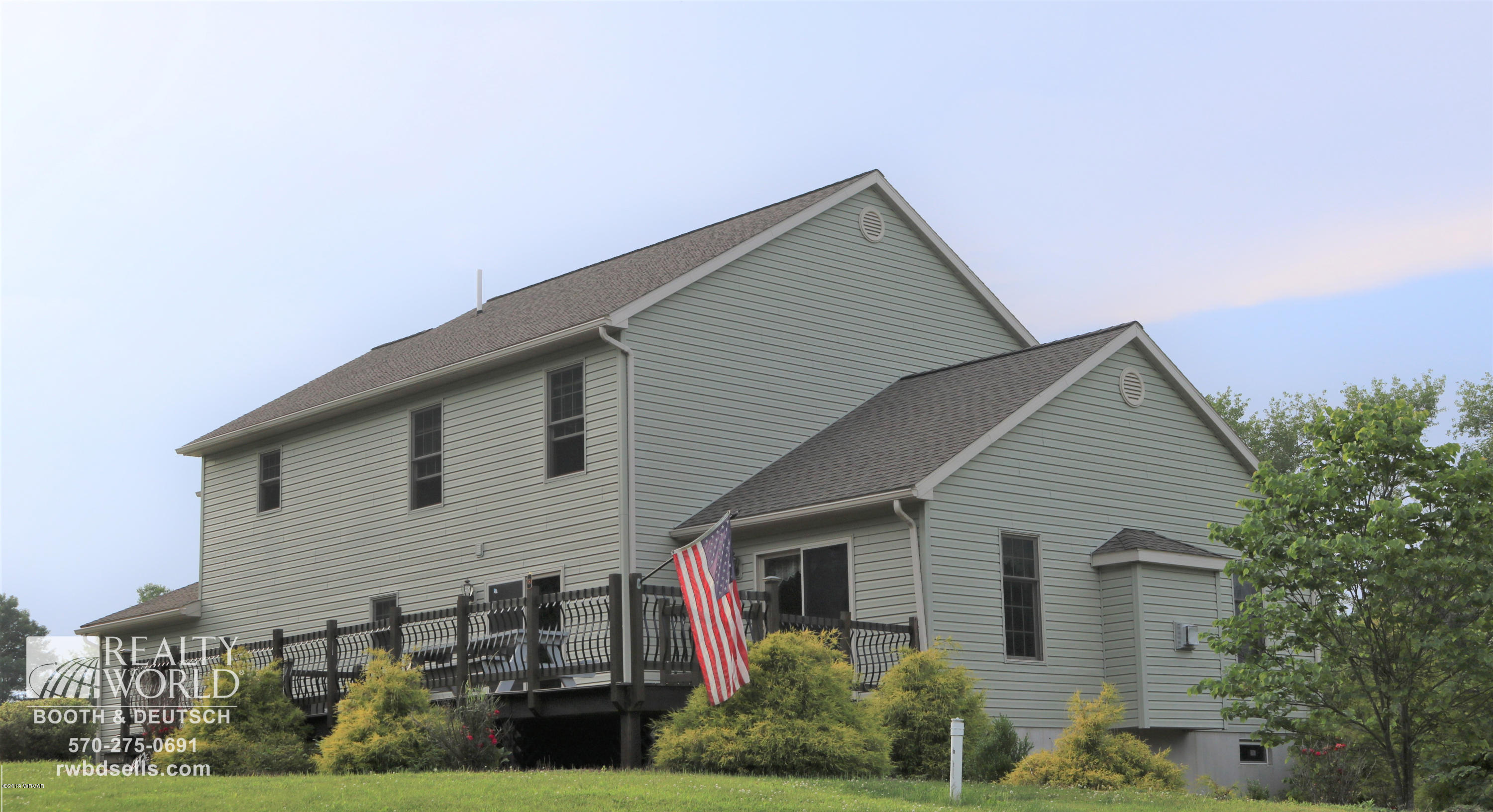 6490 BEAVER LAKE ROAD,Hughesville,PA 17737,4 Bedrooms Bedrooms,4 BathroomsBathrooms,Residential,BEAVER LAKE,WB-87922
