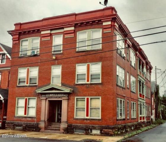 337 WALNUT STREET,Williamsport,PA 17701,1 Bedroom Bedrooms,1 BathroomBathrooms,Resid-lease/rental,WALNUT,WB-87924